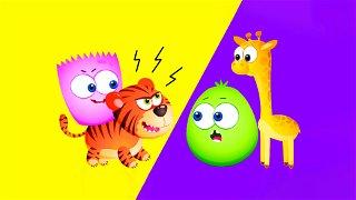 Very funny cartoons Op and Bob