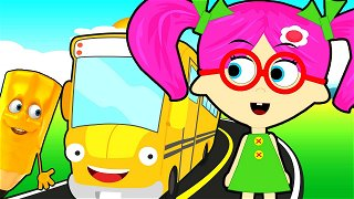 How To Draw Bus for kids - Best Caroons   Seona and Oly