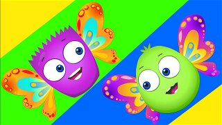 Dry and Wet - Online Cartoons for Kids   Op & Bob