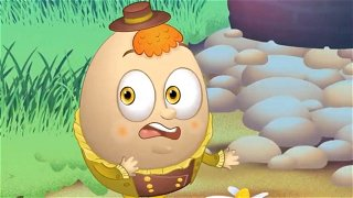 Humpty Dumpty song - Songs for Kids   Fox and Chicken