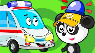 Ambulance in Car Service - New cartoons 2020 | Be-Be's Workshop