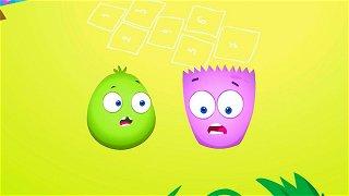 Beautiful educational cartoons - Hard & Soft