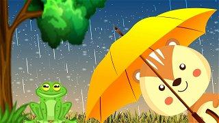 Rain, Rain, Go Away - Educative Cartoon | Nursery Rhymes