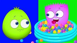 Cheerful Sad - Cartoons for kids