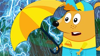 Thunder - Videos For Kids | The Woof-Woofs