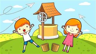 Jack and Jill - Songs Channel | Nursery Rhymes